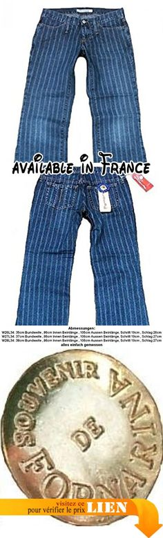 Cipo   Baxx - Jeans - Slim - Femme bleu bleu - bleu - 47.  Apparel  PANTS  fb513729c2