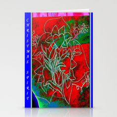Christmas Spirit should be our lifestyle that answers the questions of peace and joy..... Christmas Spirit Stationery Cards by Christa Bethune Smith, Cabsink09 - $12.00