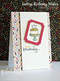 Stampin' Up! - Stamp Review Crew Blog Hop - Valerie Moody - Stamping With Val. X