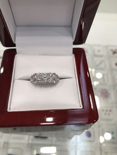 Diamond dress ring hand made by diamondline jewellery Diamond Dress, Dress Rings, Diamond Rings, Jewellery, Handmade, Necklaces, Jewels, Hand Made, Schmuck