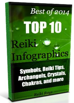 Top 10 Reiki Infographics - Free download - shared by http://Reiki-Master-Training.com