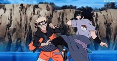 Sasuke Naruto GIF - Sasuke Naruto Fighting - Discover & Share GIFs
