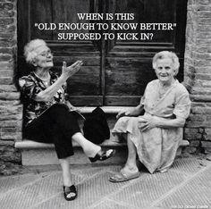 Old enough?