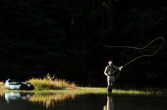 Fly Fishing | Mike Greener Photography | http://mikegreener.com | pin by www.realgrea.se