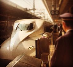 Shinkansen- The Bullet train