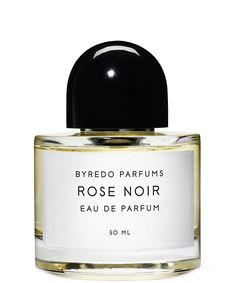 Rose Noir . Byredo Parfums. - Top: Grapefruit, Freesia  Mid: Rose Damascena  Base: Cistus, Moss, Musk