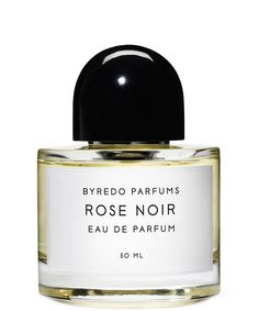 Rose Noir . Byredo Parfums. - Top: Grapefruit, Freesia Mid: Rose Damascena Base: Cistus, Moss, Musk