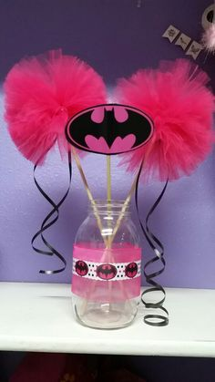 Batgirl center piece