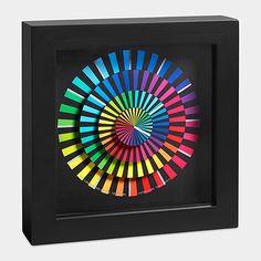 Spectrum Clock | designed by Douglas Chalk, 2013 | MoMAstore.org