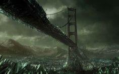 Ice Age, the Golden Gate Bridge