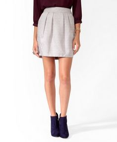 This would be cute with a colored blouse
