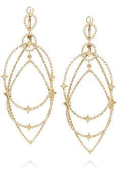 Earrings by LOREE RODKIN