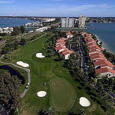Golf Course - Isla Del Sol Yacht & Country Club ~ 6000 Sun Boulevard, St Petersburg, Florida 33715 ~ 727.906.4752 ~ www.isladelsolycc.com