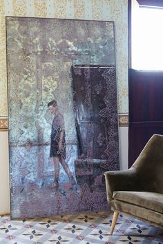 Shop the Dissolved Lace Mirror and more Anthropologie at Anthropologie today. Read customer reviews, discover product details and more.: