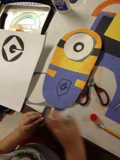 Minion Mania – Create your own Minion!