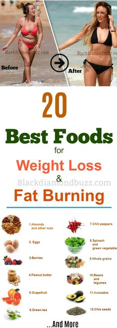 Best Foods for Weight Loss -Lose up to 10 pounds in 2 weeks with these incredible best foods for weight loss and fat burning. You can also boost your metabolism with these diets.