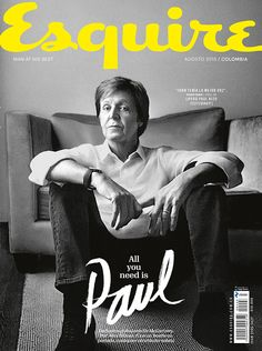 Paul McCartney / Agosto 2015