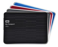 WD My Passport Ultra Portable External HDD Hard Disk Drive 500GB #WesternDigital