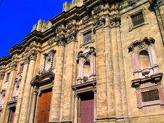 Tarragona Tortosa - Façana de la catedral -