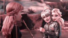 Frozen And Tangled, Disney Princess Frozen, Elsa Frozen, Sailor Princess, Jelsa, Dark Jack Frost, Jack Frost And Elsa, Disney Couple Costumes, Disney Couples