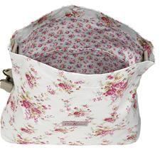 Cath Kidston - Washed Roses Folded Messenger Bag