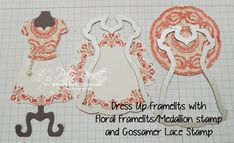 Dress up framelits how to