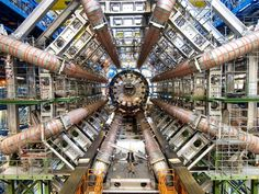 CERN scientists crank up the power on Large Hadron Collider to try to find Higgs boson
