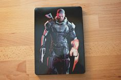 Took some time off last week to spend time with family and play Mass Effect 3. This is the collectors edition I got. An epic journey filled with a roller coaster of emotions over the entire series I loved it.  Photo credit: Matt Hudson