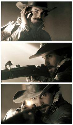 The Musketeers - 1x01 - Friends and Enemies, Aramis