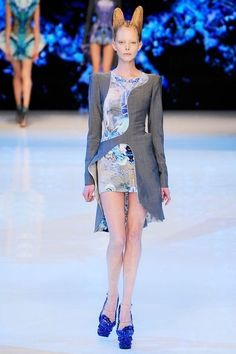SPRING 2010 READY-TO-WEARAlexander McQueenCOLLECTION