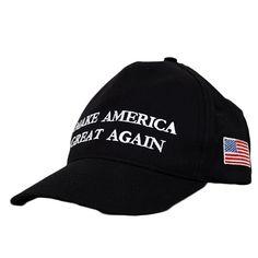 7a8f521a3cb Make America Great Again Donald Trump 2016 Campaign Cap Hat (Red 2) - Black  1 - CJ12N9N4GAY