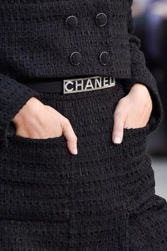 Chanel s/s '15.