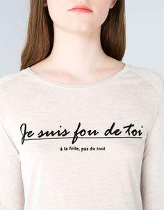 Camiseta BSK con mensaje