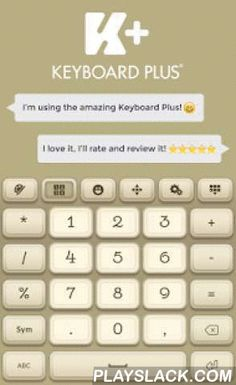 Keyboard Old  Android App - playslack.com , How to install a Keyboard Plus theme? Just follow these easy steps:1. Download Keyboard Old from Google Play Store2. Open the Keyboard Old3. Apply the theme by pressing the - Activate - button from the Keyboard Plus Theme ManagerIf you want to change your font size just go to the Quick Settings Tab and choose from one of the 3 available sizes: small, medium or large.This Keyboard Plus theme uses a free Google Font available here…