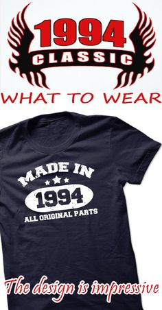 Made In 1994 all Original Parts