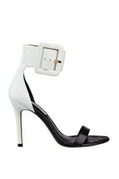 Odeum Single-Sole Sandals with Ankle Buckle | GUESS.com