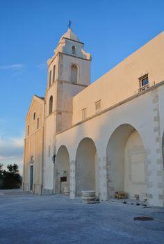Duomo in  Vieste, province of Foggia , Puglia