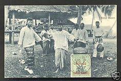 Sandakan Sabah Malaysia British North Borneo stamp overprint 1909