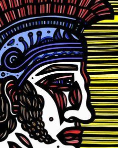 #rome #roma #roman #romanempire #art #arts #artist #artists #soldier #drawing #drawings #illustration #illustrations #dibujos #dibujo #arte #artes #artista #artistsofinstagram #instaart #instaartist #artistic