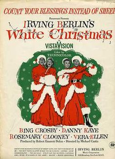 White Christmas My Favorite Christmas Movie I Can Sing All The Songs