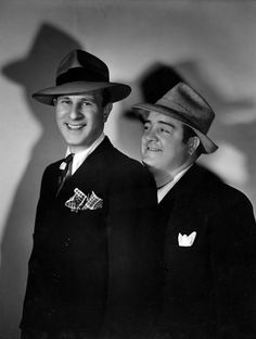 Who's on First? Exactly! - Abbott and Costello.