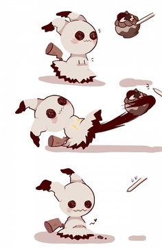 pokemon sun and moon- Mimikyu