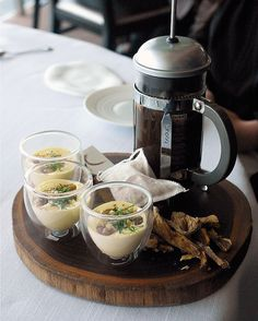 Seasonal simplicity: Lunch at JAAN and a conversation with chef Julien Royer