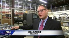 MA Rosko visits OceanTech's office in Eden Prairie, MN to check out what electronics recycling is all about, and shows off some cool vintage electronic equipment.