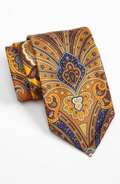 Robert Talbott 'Sevenfold' Silk Tie (Limited Edition) available at #Nordstrom