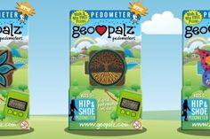 GeoPalz: making fitness fun for kids