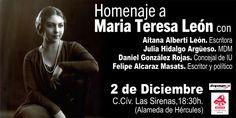 Dos años después de su último viaje a España, la escritora Aitana Alberti ha regresado a nuestro país para presentarsu primera antología poética,Amazona en la Centella,y para continuar reivindicando la figura literaria de su madre, María Teresa León, labor que realiza a través de la difusión de sus obras.