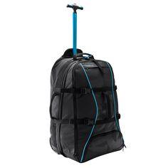 levar e transportar objetos pessoais e de desporto durante as suas viagens.