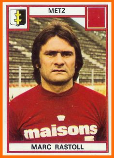 French League, Fc Metz, Paninis, Club, Football Soccer, Old School, Images, Passion, Baseball Cards