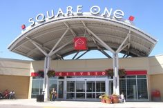 Favourite place to shop - Square One, Mississauga Visit Canada, O Canada, Toronto Airport, Church Building, Tourist Spots, Shopping Center, Sunday School, Ontario, Places To Visit